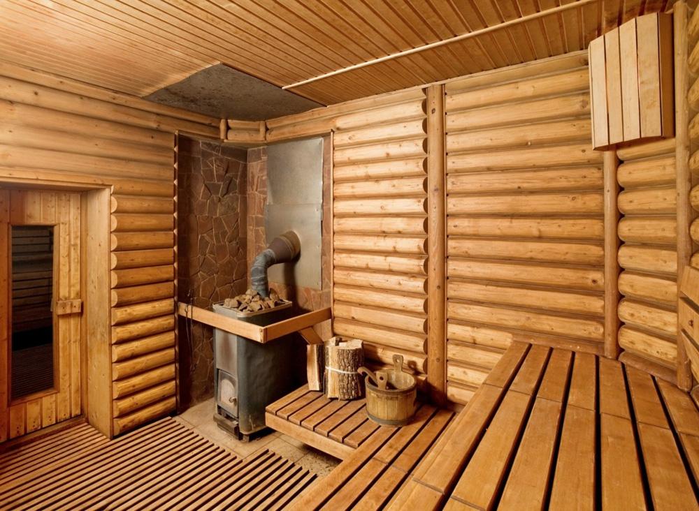 Какая высота потолка в сауне и бане должна быть