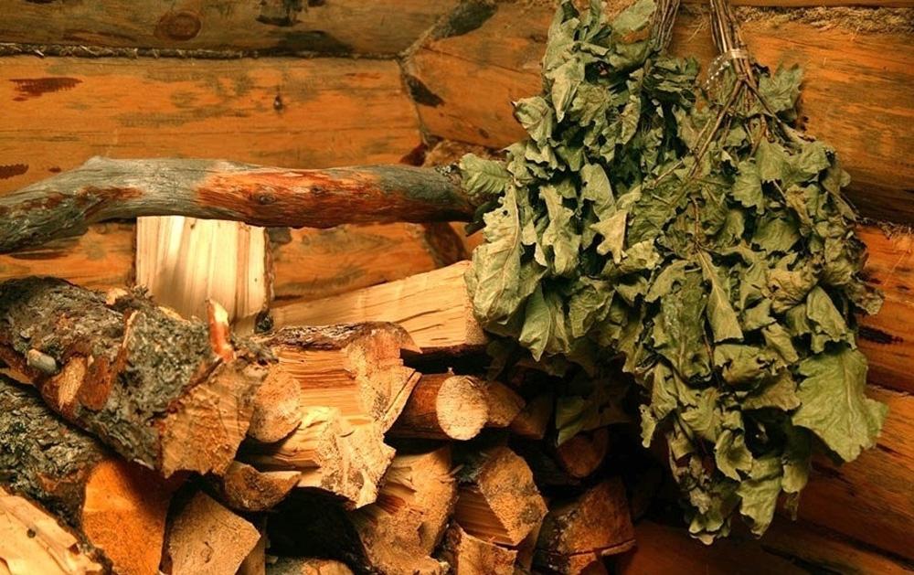 Какие дрова лучше использовать для бани