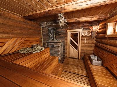 Как создать интерьер бани с качественным дизайном