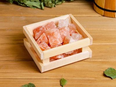 Польза соли для бани и сауны