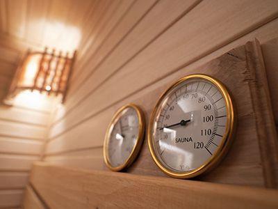 Какой термометр для сауны и бани выбрать