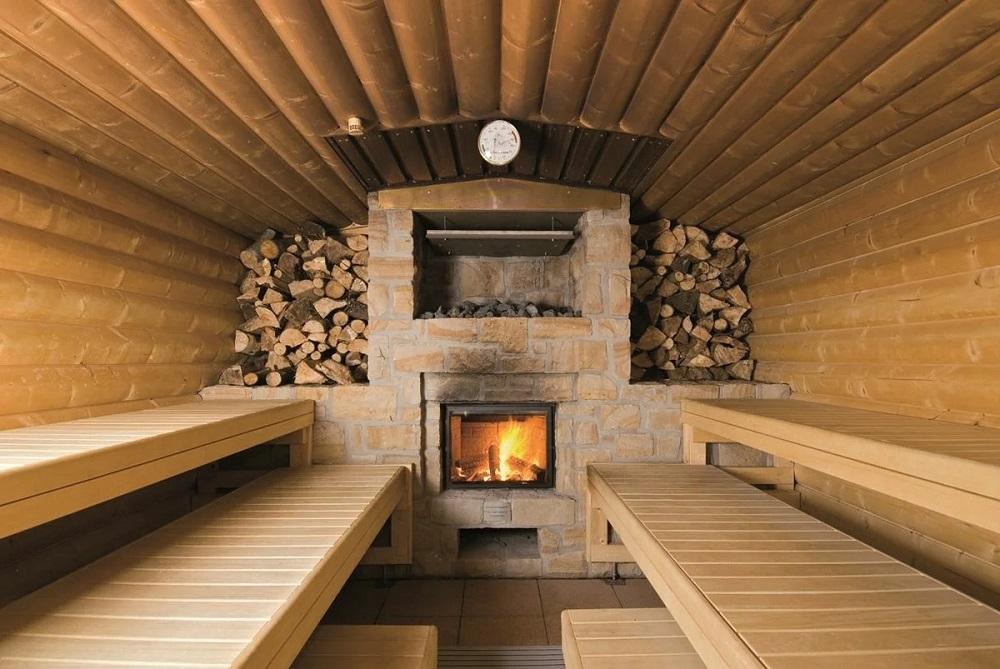 Польза бани на дровах