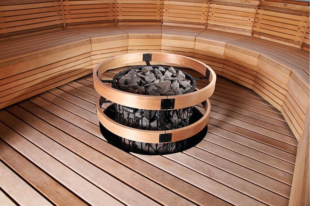 Материалы для печки каменки в баню