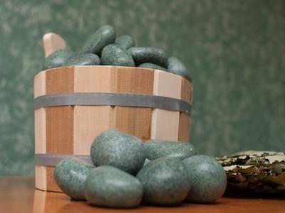 Жадеит – камень для бани и сауны