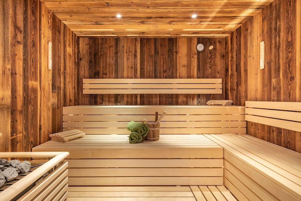 Интерьер бани: полезные советы