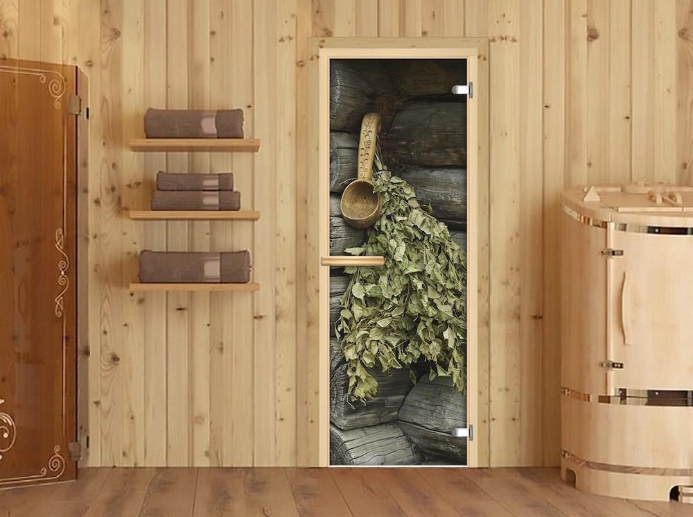 Выбор фурнитуры для стеклянных дверей в баню и сауну