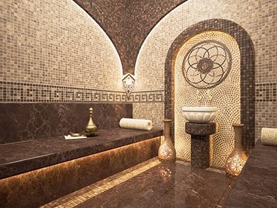 Как устроены хамам и турецкие бани