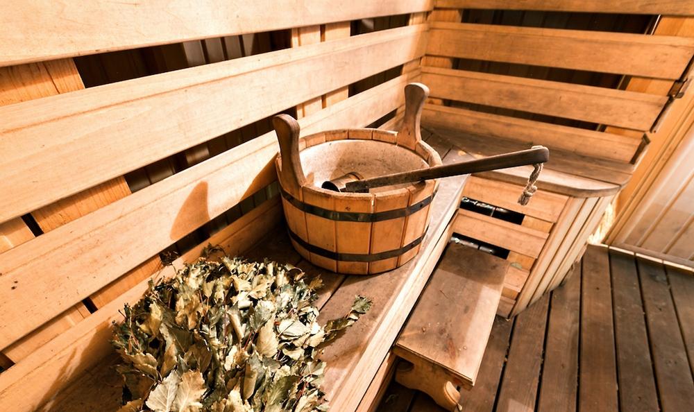 Особенности уборки в бане и сауне