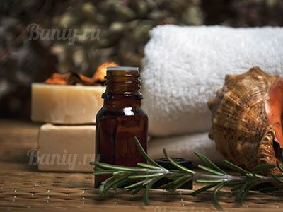 Какие лучше эфирные масла для бани и сауны