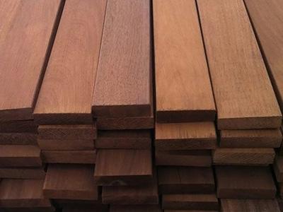 Дерево абаш для бани – преимущества использования в отделке парной