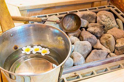 Какие камни лучше для бани и сауны