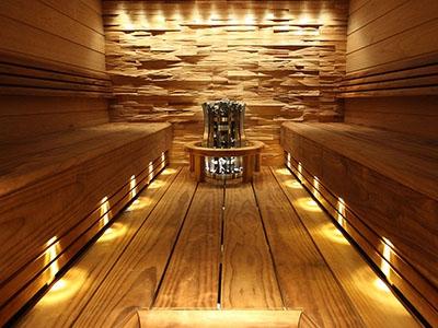 Как правильно выбрать светильники для сауны и бани