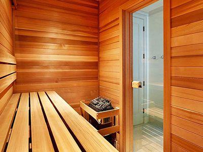 Как выбрать дверь в баню