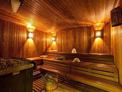 Традиционные бани и сауны