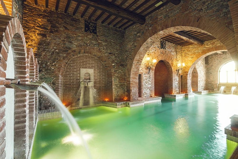 Баня в итальянском стиле