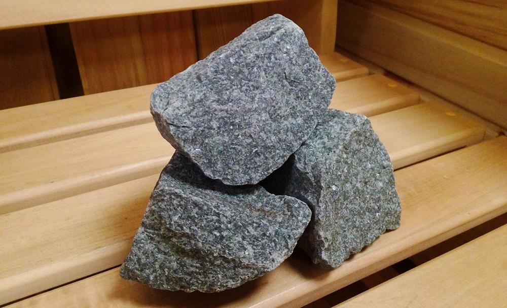 Дунит камень для бани: свойства и характеристики