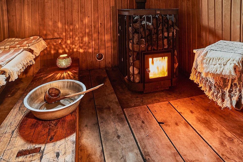 Шведская и норвежская бани