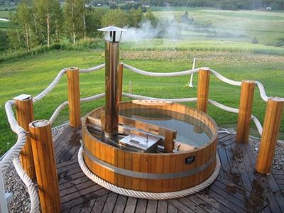 Купель для бани: особенности и преимущества