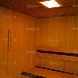 Отделка финской сауны, мкр Солнцево-Парк, п. Внуковское, Москва