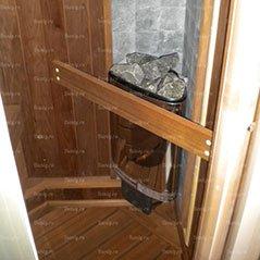 Отделка Финской сауны в квартире, г. Москва, ул. Малая Калужская