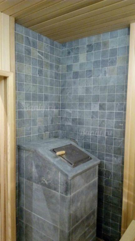 Отделка русской бани в Истринском районе, поселок Берендеевка, фото 3