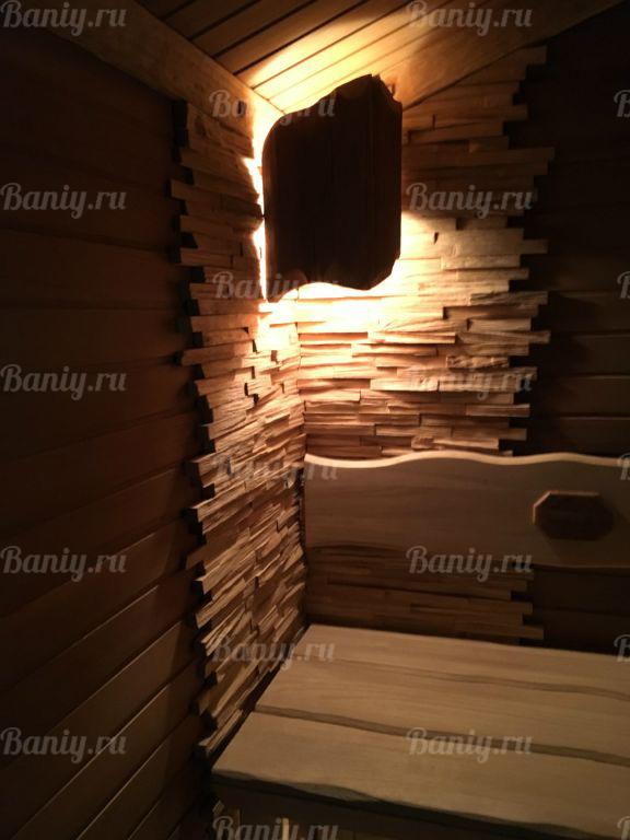 Отделка русской бани в Кубинке, фото 2