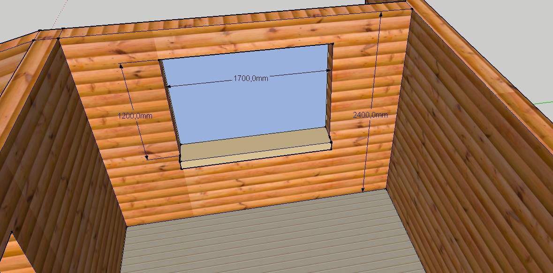 Проект бани Б-1 для частного дома, фото 4