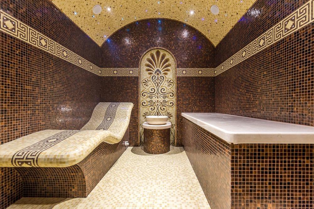 Техническое оснащение и подбор оборудования для турецкой бани